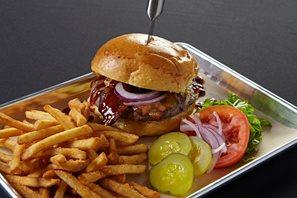 Build your own burger at Waypoint Kitchen